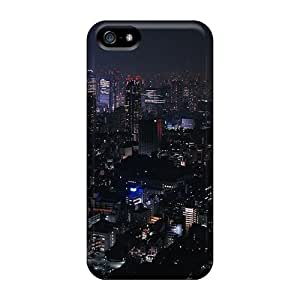 New Fashion Premium Tpu Case Cover For Iphone 4/4s - Winter Star