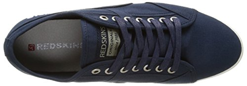 Redskins Zivec - Zapatillas de deporte Hombre Azul - Bleu (Navy/Blanc)