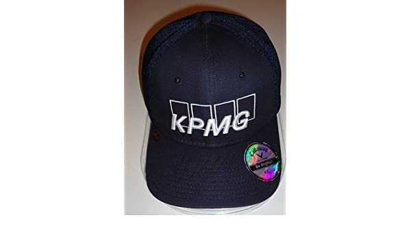 7b34fab6bba PHIL MICKELSON signed  KPMG  blue Callaway golf hat COA - Autographed Golf  Hats and Visors at Amazon s Sports Collectibles Store