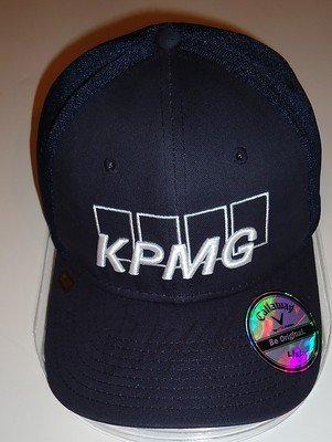 8f306b3d88d Image Unavailable. Image not available for. Color  PHIL MICKELSON signed   KPMG  blue Callaway golf hat COA ...
