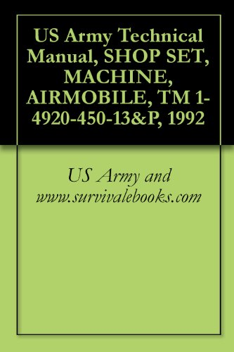 tech manuals army