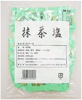 マルニ 抹茶塩小袋 1g×100袋入り