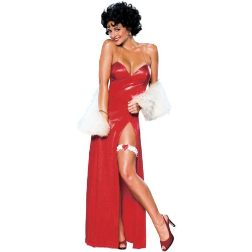 Betty Boop Starlet Costume - X-Small - Dress Size 2-6 -