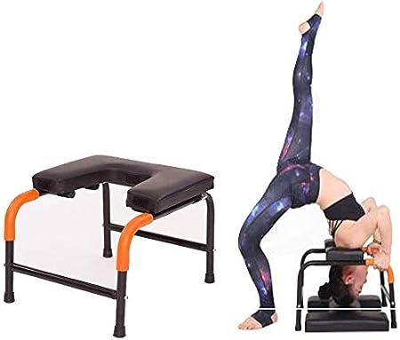 GERGVXA Soporte para Cabeza de Yoga, Silla de Yoga Plegable ...