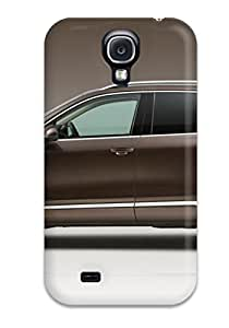 Faddish Phone Volkswagen Touareg 23 Case For Galaxy S4 / Perfect Case Cover