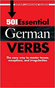 501 Essential German Verbs (Dover Language Guides German)