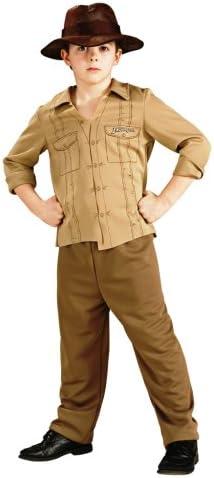 Rubies - Disfraz de Indiana Jones para niño (de 3/5 años), talla S: Amazon.es: Juguetes y juegos