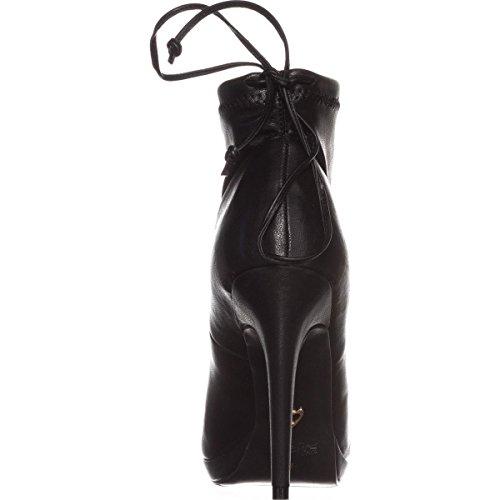 Brunna Ankle Platform Boots Black TS35 A8Sa8