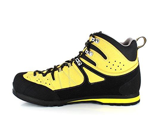 Garsport ,  Scarponcini da camminata ed escursionismo uomo Giallo giallo Giallo (giallo)