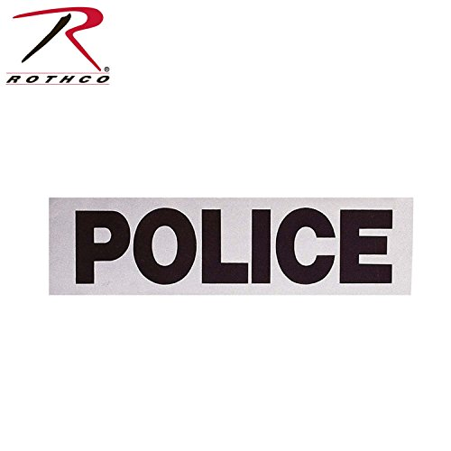 Rothco Police Reflective Tape 3 5 product image