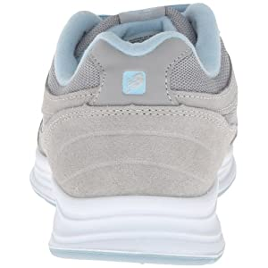 New Balance Women's WW877 Walking Shoe, Silver, 9 B US