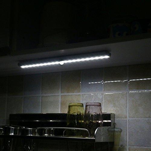 Kitchen Closet Under Cabinet Stick On 18 Led Motion Sensor: OxyLED Motion Sensor Closet Lights, Wardrobe Light USB