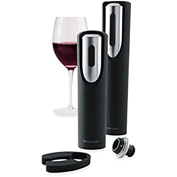 Amazon Com Brookstone Automatic Wine Opener With Foil