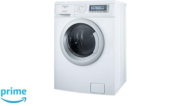 Rex RWW168543W lavadora - Lavadora-secadora (Frente, Independiente ...