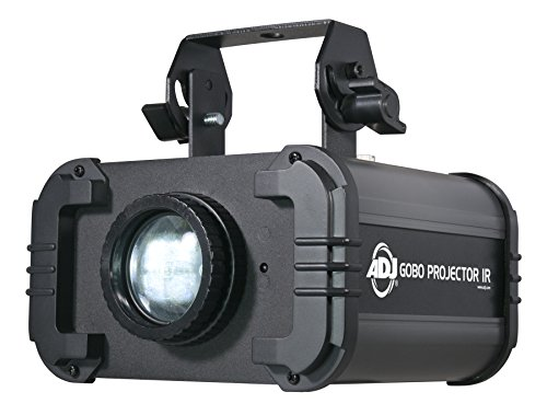 ADJ Products GOBO PROJECTOR IR W/UC IR, 30% BRIGHTER by ADJ Products