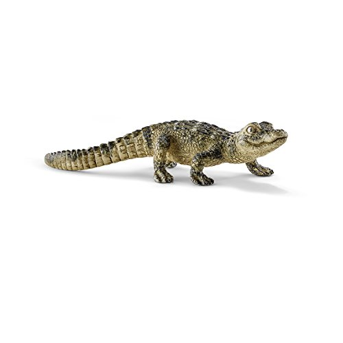 Schleich Animal Figurines (Schleich Alligator Toy Figure)