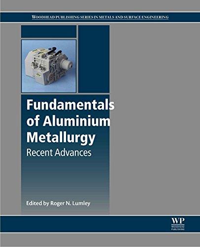 Fundamentals of Aluminium Metallurgy: Recent Advances (Woodhead Publishing Series in Metals and Surface Engineering)