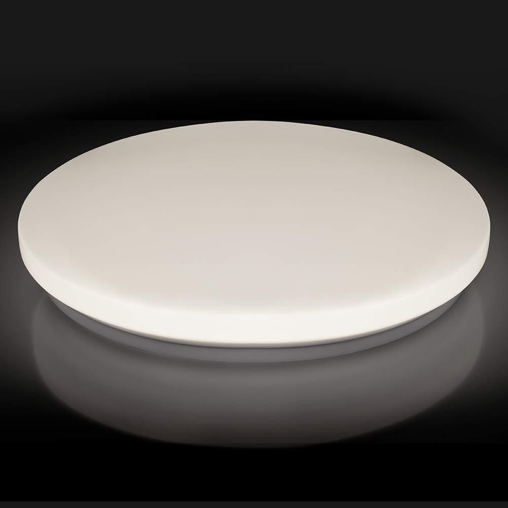 18 W - Lámpara LED de techo resistente al agua teckin 1500 ...