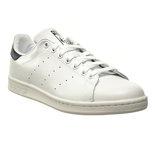 adidas Herren Originale Stan Smith Sneaker Running White / Neue Marine