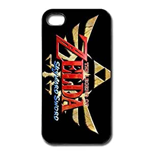 Legend Zelda Full Protection Case Cover For IPhone 4/4s - Emotion Case by icecream design