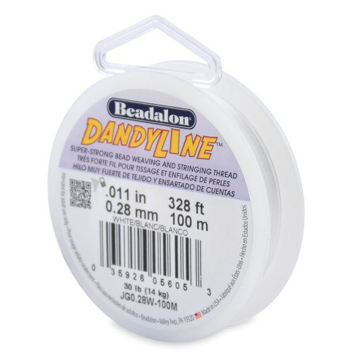 Beadalon DandyLine 0.28 mm (0.011
