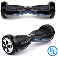 EYCI Two-Wheel Electric Hover Board with Fast Charge Dual Motor