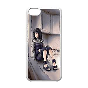 Naruto 020 iPhone 5c Cell Phone Case White 91INA91173829