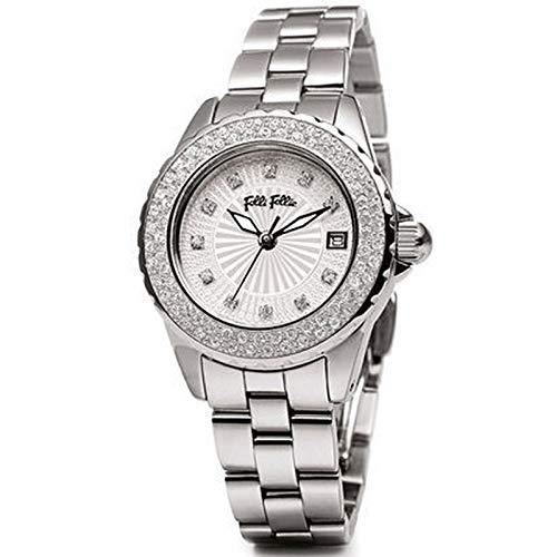 Folli Follie wf1 a006bts Reloj de pulsera: Amazon.es: Relojes