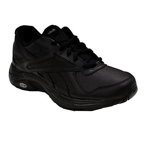 Reebok Mens Walk Ultra V Dmx Max Walking Shoe Nero