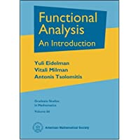 Functional Analysis: An Introduction (Graduate Studies in Mathematics): 66