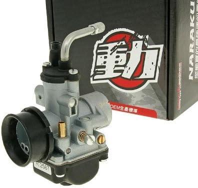 Vergaser Naraku 19mm Sport f/ür SYM Sanyang Red Devil 50-00 G5J2-6
