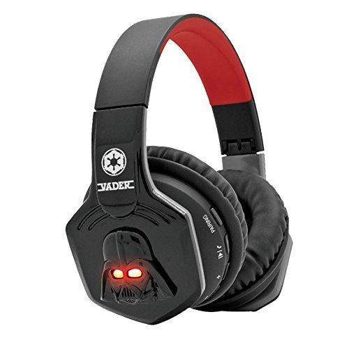 Star Wars – Auriculares estéreo Bluetooth V3.0 (Lexibook BTHP500SW)