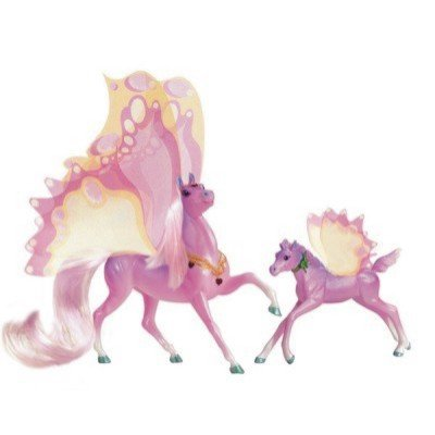 Breyer Saffron and Golda Scented Wind Dancers