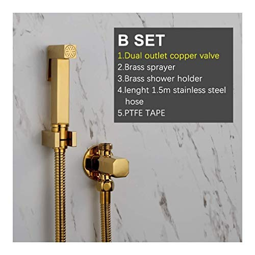 Most Popular Bidet Faucets