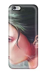 ZippyDoritEduard Premium Protective Hard Case For Iphone 6 Plus- Nice Design - Amazing Girl Painting