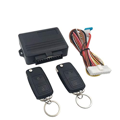 Car Central Locking Controller Remote Central Locking Keyless Entry System (Difference Between Keyless And Remote Central Locking)