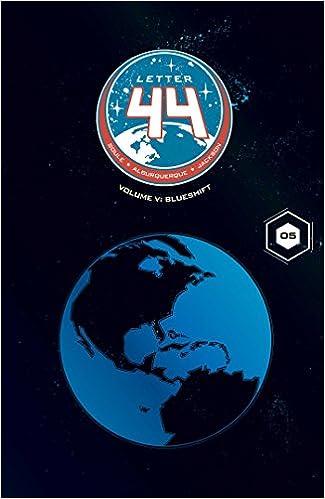 Letter 44 Vol 5 Blueshift
