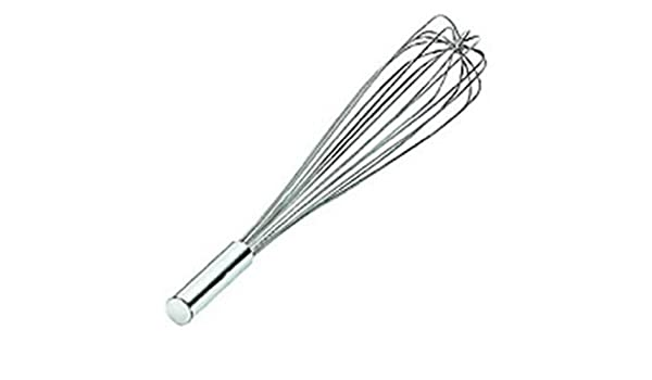 20-Inch Long Stainless Steel French Whip Winco FN-20