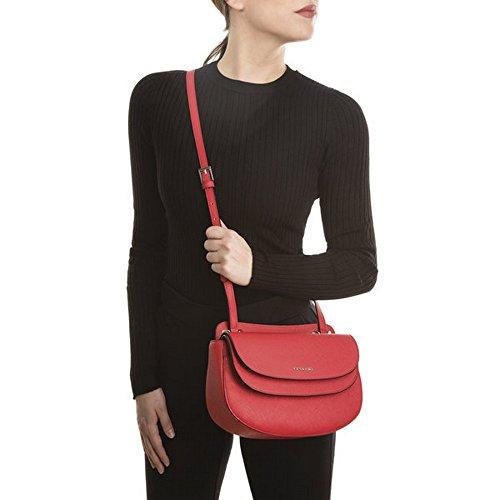 25x18x10 femme rouge Rouge pour Cromia Sac bandoulière Hwq0HvY
