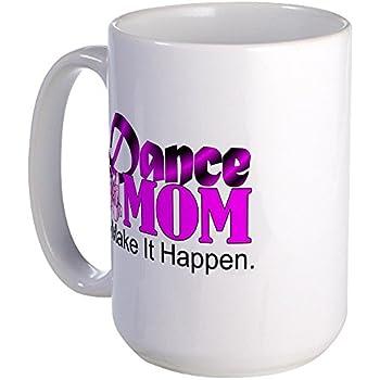 Amazon Com Cafepress Dance Mom Large Mug Coffee Mug Large 15