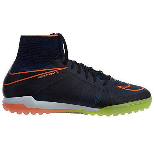 Blue Shoes Proximo Black Hypervenomx Nike TF Football Yxz0nw1YPq