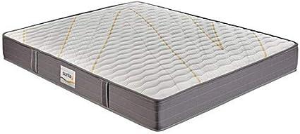 Sunlay – Colchón Aros (Muelle ensacado) – (Pocket Spring Mattress) - (80x182 cm)