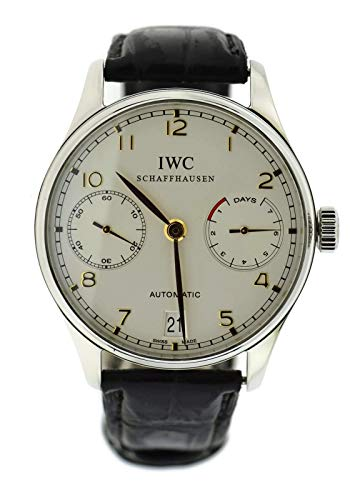 - IWC Portuguese Automatic-self-Wind Male Watch IW500114 (Certified Pre-Owned)