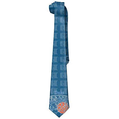 Men's Duke University Duke Blue Devils Basketball Neck Tie ()