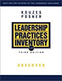 The Leadership Practices Inventory (LPI): Observer 3rd Edition