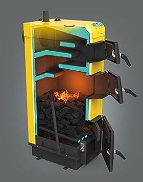 KSW alfa multicombustible carbón combustible sólido caldera ...