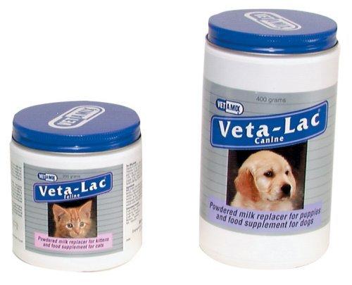 Veta-Lac - 400 gram Canine by Vet-A-Mix