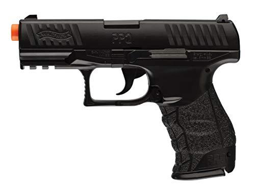 Walther PPQ 6mm BB Pistol Airsoft Gun, Black (P99 Bb Gun)