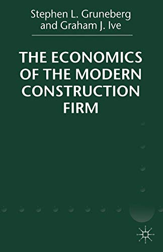The Economics of the Modern Construction Firm (Best Air Conditioning Brands Central Air)