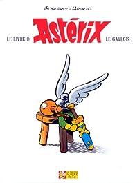Le Livre d'Astérix le gaulois (version Luxe) par Olivier Andrieu